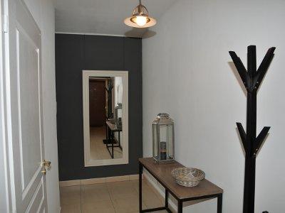 Appartamento bilocale arredato di 50mq balcone 3mq box for Appartamenti arredati in affitto a cinisello balsamo