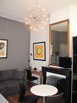 studio meubl de prestige 25m louer valenciennes. Black Bedroom Furniture Sets. Home Design Ideas