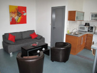Furnished studio flat 25m² for rent Valenciennes