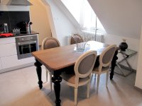 1 bedroom furnished apartment + car park for rent Valenciennes