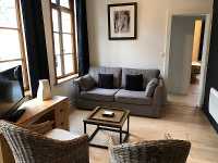 1 bedroom furnished apartment 50 sqm rental Valenciennes
