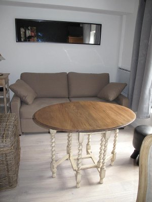 Furnished studio flat 15m² to rent Valenciennes