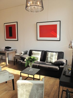 Furnished studio flat 31,80m² for rent Valenciennes