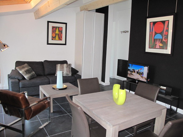 1 bedroom furnished apartment 41m² to rent Valenciennes