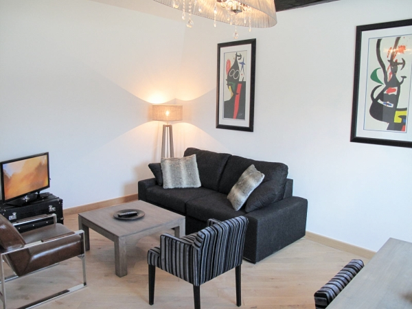 1 bedroom furnished apartment 46m² rental Valenciennes