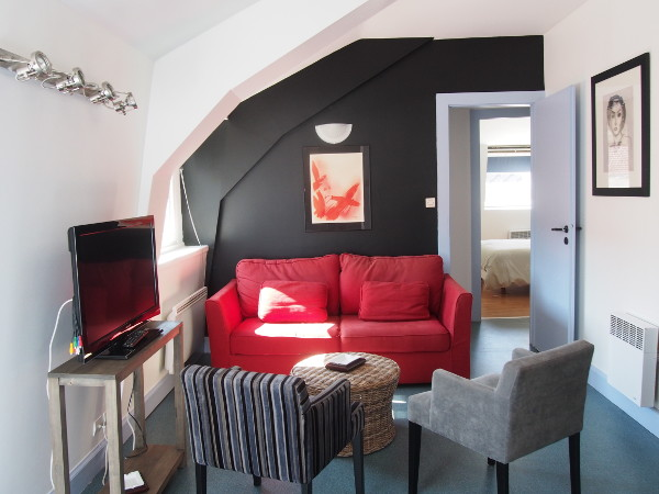 1 bedroom furnished apartment 50m² for rent Valenciennes