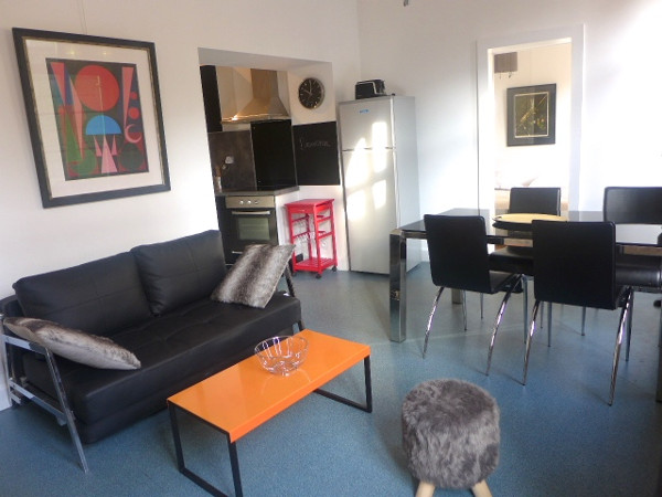 1 bedroom furnished apartment 50m² to rent Valenciennes