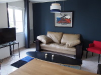 1 bedroom furnished apartment 53 sqm to rent Valenciennes
