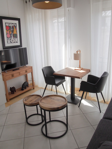Fully furnished studio apartment 21m² for rent Valenciennes