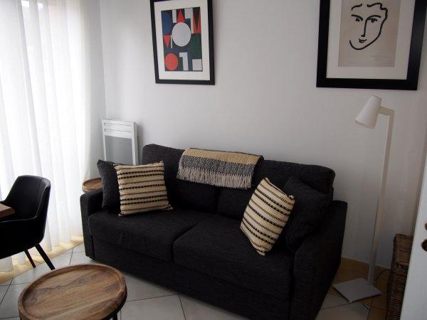 Möblierte Einzimmerwohnungen in Valenciennes