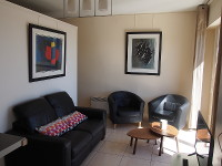 Furnished apartment 36.20m² + 6m² balcony + underground car park for rent Valenciennes