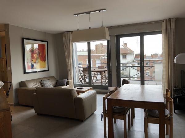 Appartamento arredato 2 camere con un grande terrazzo for Appartamento arredato